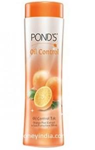 ponds-oil