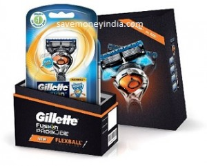 gillette-flexball