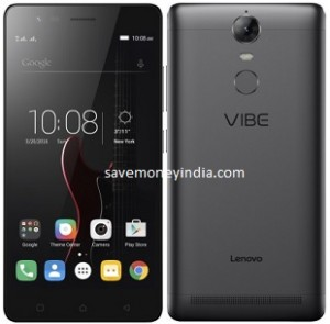 Lenovo Vibe K5 Note 32GB + 4GB RAM Rs  499 (Exchange) or Rs  7999
