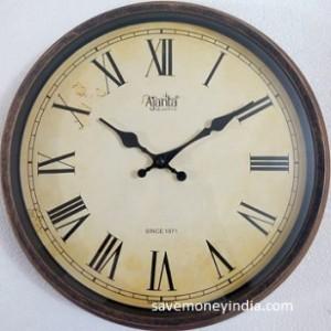 ajanta-wooden-clock