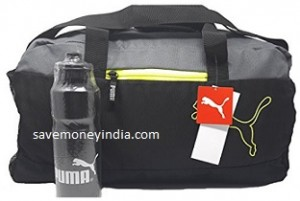 12a5aeaa4f90 Puma Sport Duffle Bag + Water Bottle 650ml Rs. 790 – Amazon