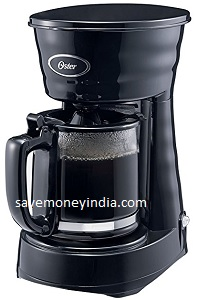 Oster Coffee Maker Stopped Working : Oster Urban 0.6L 4 Cup Coffee Maker Rs. 999 Amazon SaveMoneyIndia