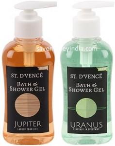 stdvence-shower-gel