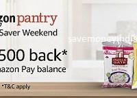 a-pantry-weekend
