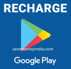 Rs  100 Google Play Gift Card + Rs  25 Cashback Rs  100 – PayTm