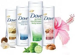 dove-lotion