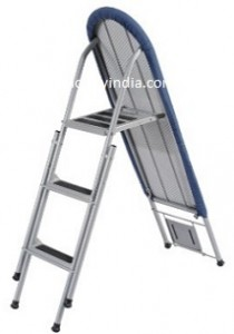 Athena Creations Multi Functional Ladder with Ironing Board