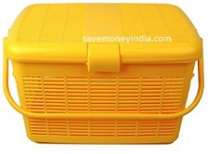 best sneakers f95f7 f210f Cello Multimate Jumbo Utility Basket Rs. 399 – Amazon ...