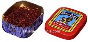 lion-saffron