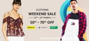 clothing-weekend