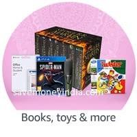 books-toys