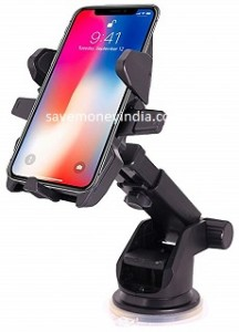 Tech Sense Lab Car Mobile Phone Holder Rs  499 – Amazon | SaveMoneyIndia