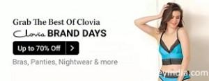 clovia-brand-days